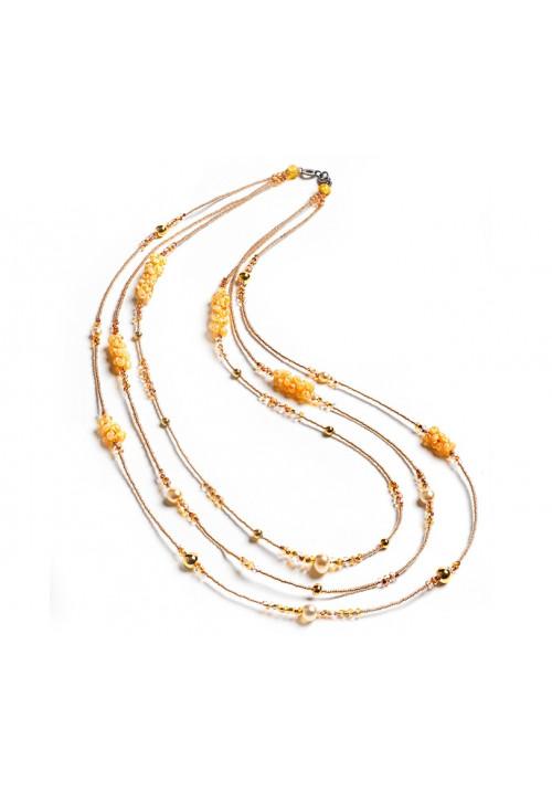 Collana Antica Murrina - Collezione India