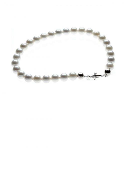 Collana Donna Cesare Paciotti Jewels - Ball perle sintetiche - JPCL0551B
