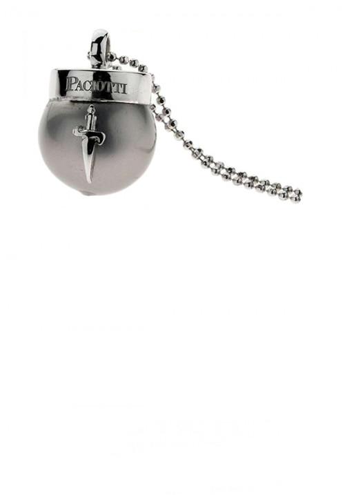 Collana Donna Cesare Paciotti Jewels - Catena e perla