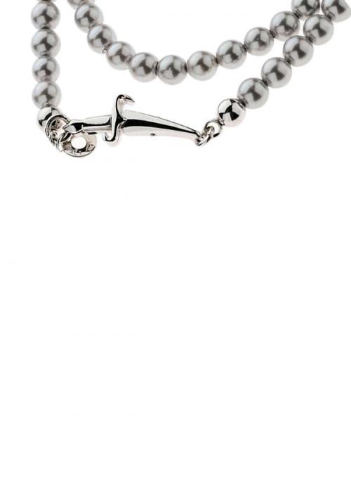 Collana Donna Cesare Paciotti Jewels - Ball perle sintetiche
