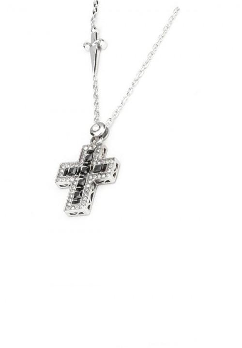 Collana Donna Cesare Paciotti Jewels - Catenina e croce