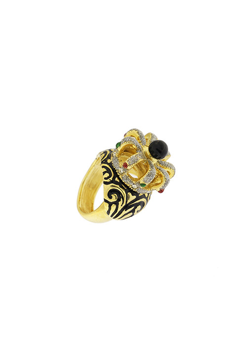 Anello Federica Rossi Jewels - Forma di Corona