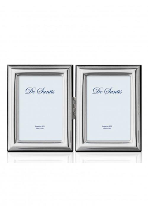 Cornice doppia De Santis - Liscia 13x18