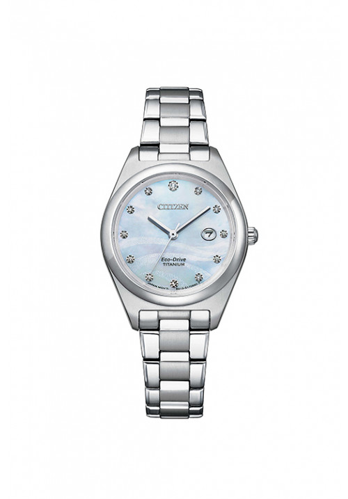 Orologio Donna Citizen - Lady Super Titanio EW2600-83D