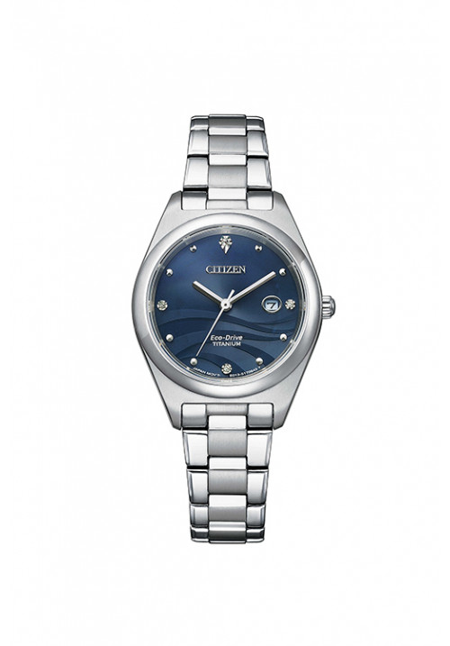 Orologio Donna Citizen - Lady Super Titanio EW2600-83L