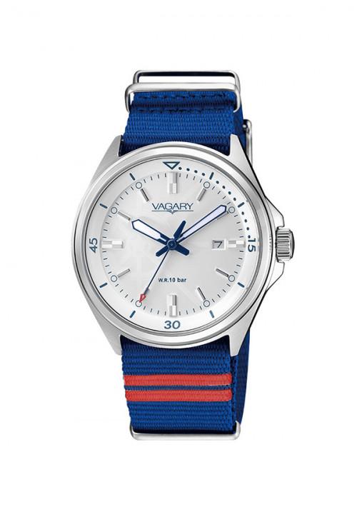 Orologio Donna Vagary - Solo Tempo | Nylon Passante Blue