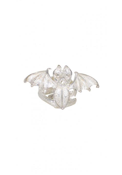 Anello in argento 925 - Pipistrello