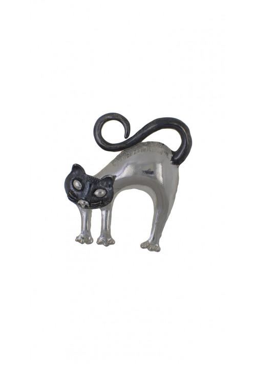 Ciondolo in argento 925 | Gatto