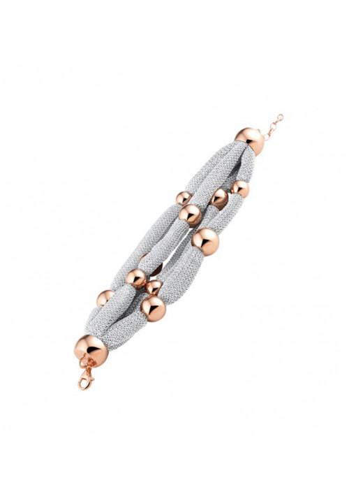 Bracciale Adami e Martucci in argento bronzato