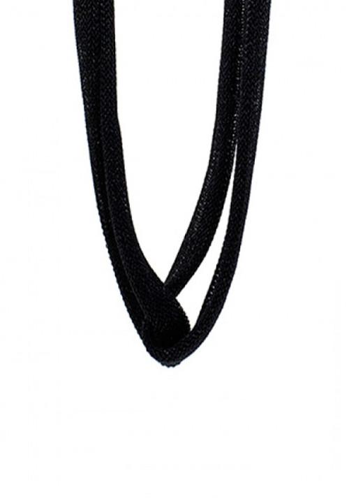 Collana Adami e Martucci - Girocollo color nero