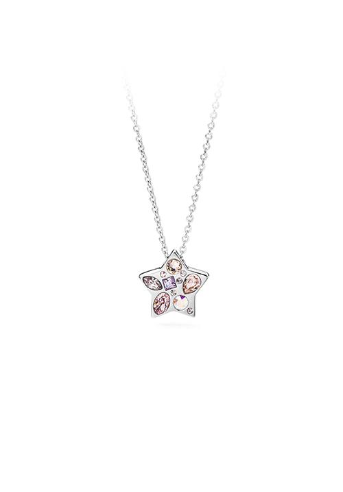 Collana Brosway - Ciondolo stella con cristalli swarovski - BKR04