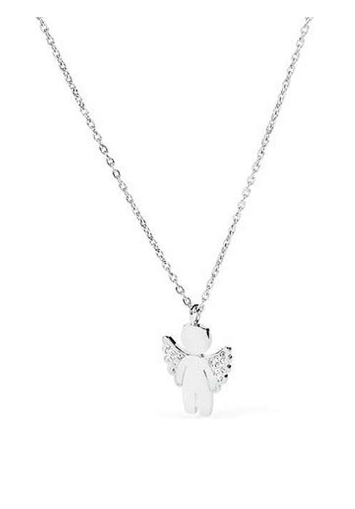 Collana Brosway - ciondolo angelo con swarovski | BNI06