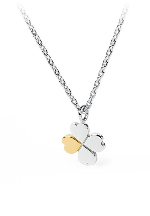 Collana Brosway - collezione Mini - ciondolo quadrifoglio | BNI15