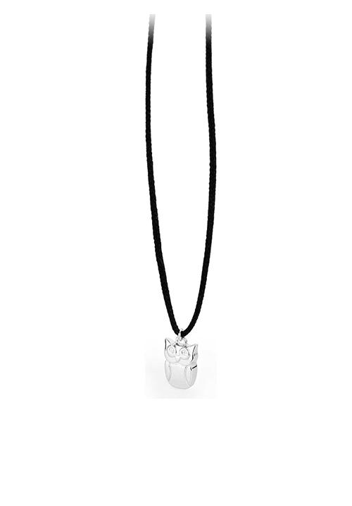 Collana Brosway - ciondolo gufo argento - G9LL03