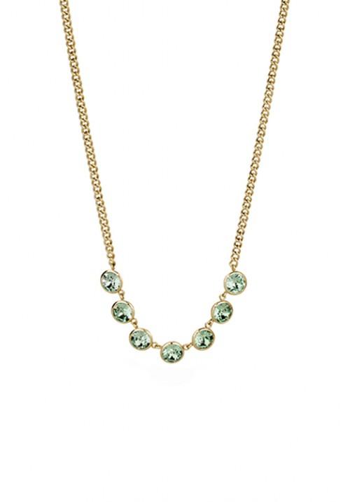 Collana Brosway - collier con cristalli swarovski verdi - BTN33