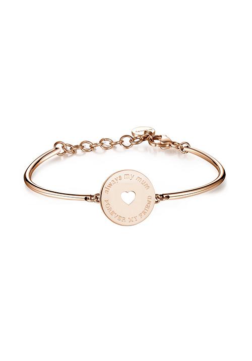 Bracciale Brosway pvd oro rosa -  Collezione Chakra | I love you mum