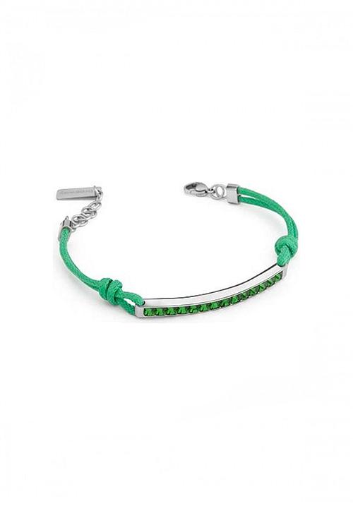 Bracciale Brosway collezione Starlet verde