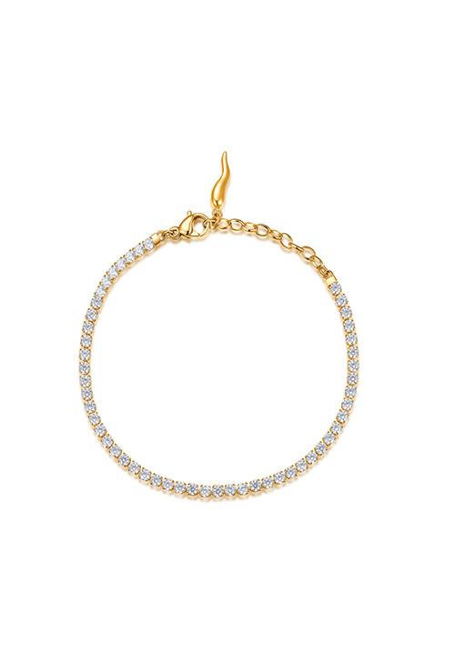 Bracciale Brosway -  Collezione Desideri|Galvanica oro Cornetto
