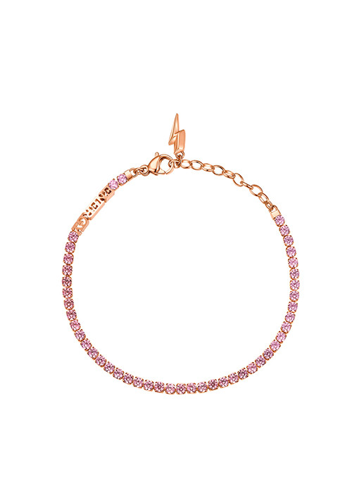 Bracciale Brosway -  Collezione Desideri|Galvanica oro rosa saetta