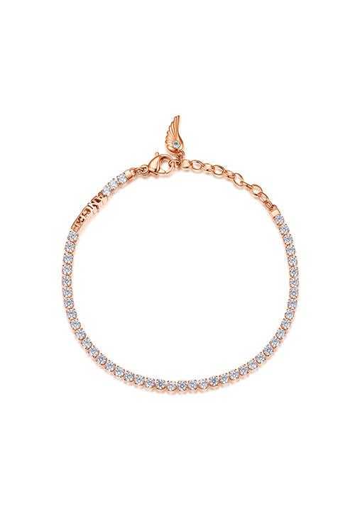 Bracciale Brosway -  Collezione Desideri|Galvanica oro rosa ala