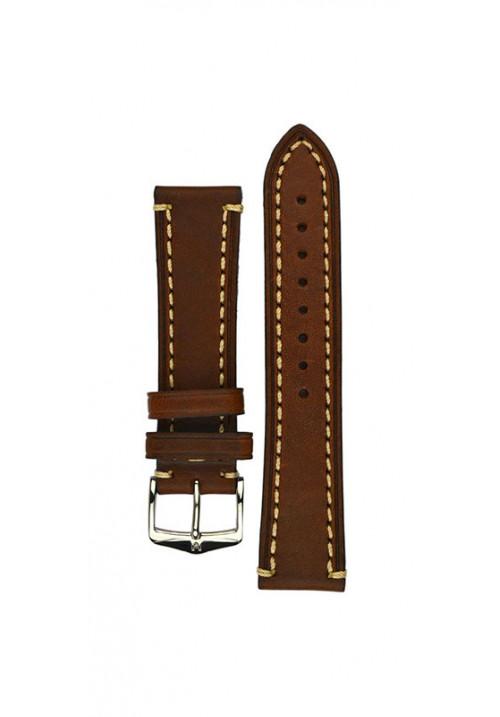 Cinturino Hirsch Liberty marrone