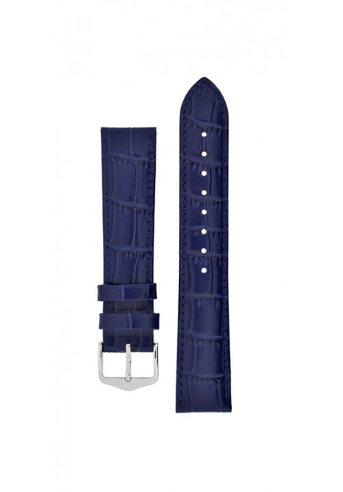 Cinturino Hirsch Louisianalook blu