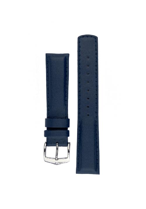 Cinturino Hirsch Runner blu