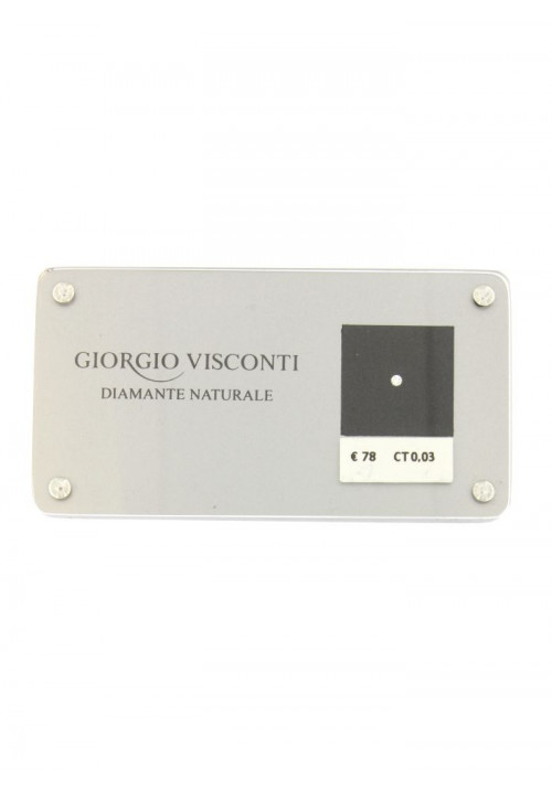 Diamanti Sigillati Certificati Giorgio Visconti ct 0.03