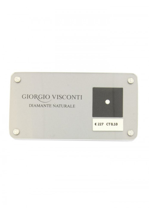 Diamanti Sigillati Certificati Giorgio Visconti ct 0.10