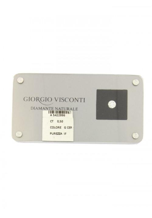Diamanti Sigillati Certificati Giorgio Visconti ct 0.50 GIA