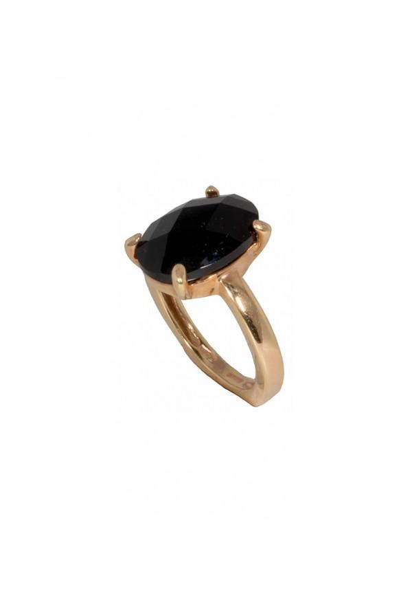 Anello di pietra nera